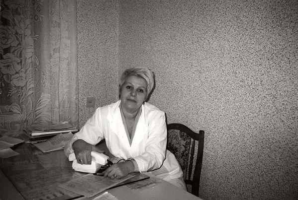 Валентина Стефановна Чужинова (Ланина),