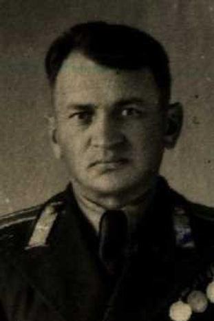 Бородин Тимофей Михайлович, майор, участник ВОВ (фото https://pamyat-naroda.ru)
