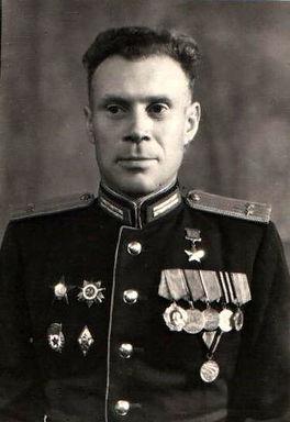 Стрекалов Петр Семенович, Герой Советско