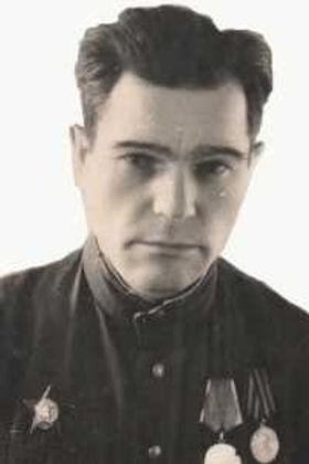 Семьешкин Федор Николаевич, лейтенант, участник ВОВ (фото https://pamyat-naroda.ru)