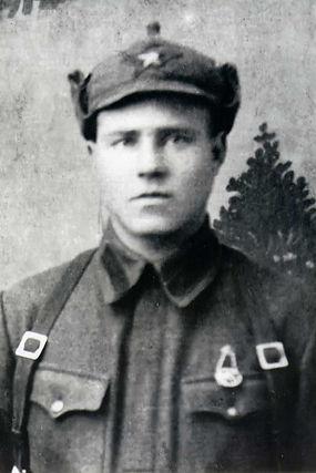Пономарев Григорий Егорович, уроженец Ба