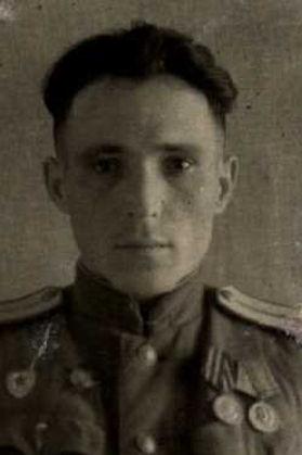 Соколов Алексей Михайлович, капитан, участник ВОВ (фото https://pamyat-naroda.ru)