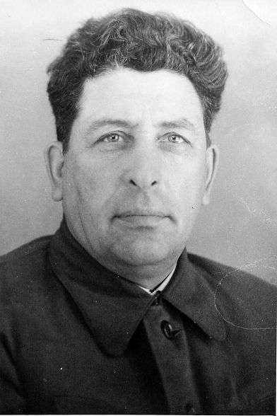 Шибанов Михаил Иванович, участник ВОВ,