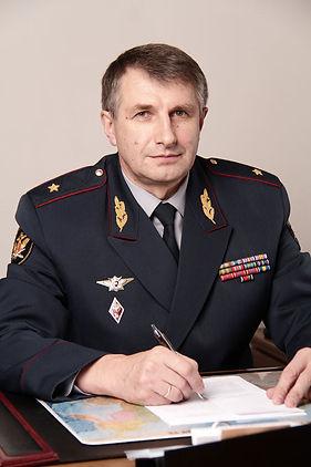 Киланов Анатолий Дмитриевич, генерал- ма