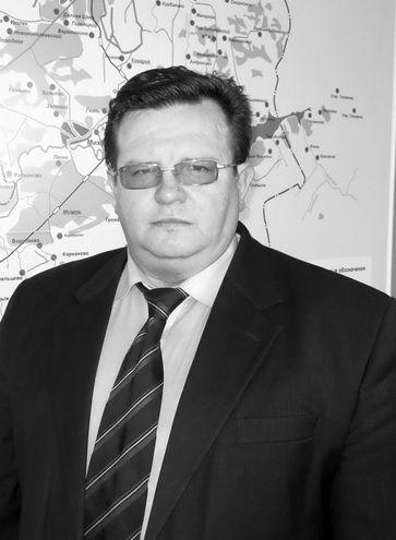 Троянов Александр Николаевич, глава Городновского сельсовета