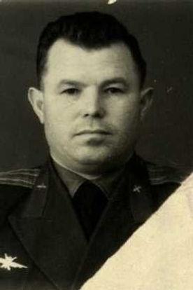 Шалаев Иван Петрович, майор, участник ВОВ (фото https://pamyat-naroda.ru)