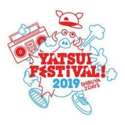 6/15.16 YATSUI FESTIVAL! 2019