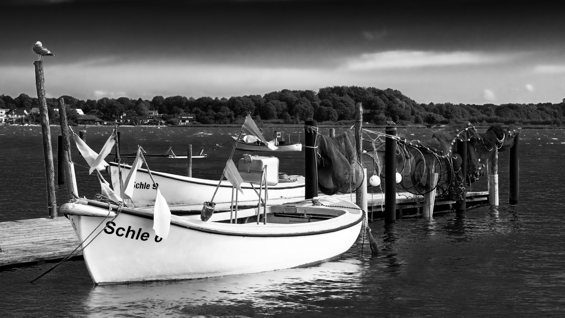 Schlei Boote