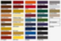 Leder fixx kleuren