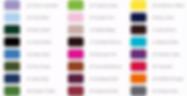 Dylon kleuren