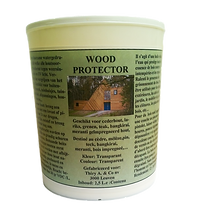Woodprotector Olie hout