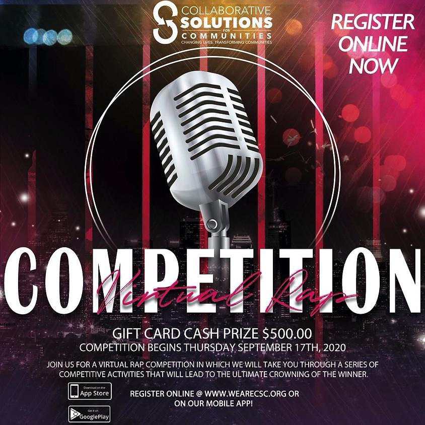Virtual Rap Competition  (1)
