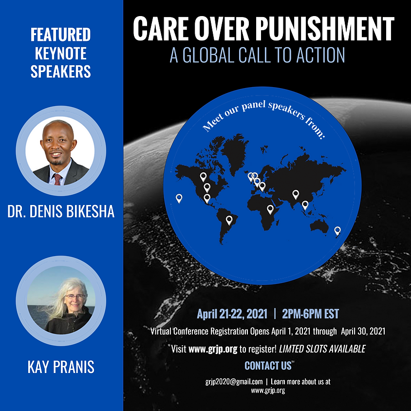 Care Over Punishment: A Global Call