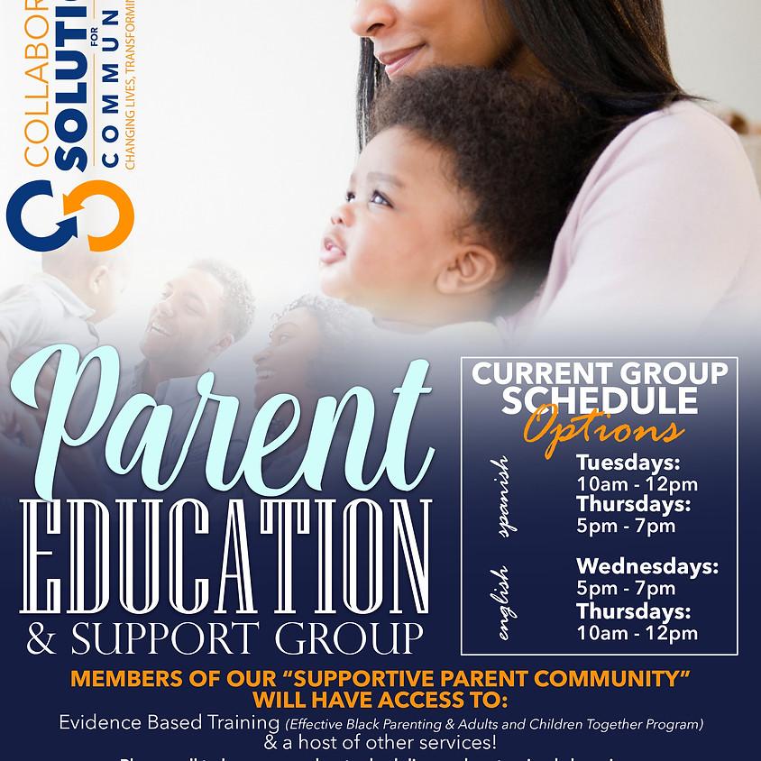 Parenting Group Registration