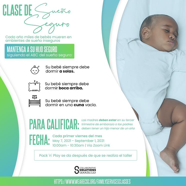 Clase De Sueño Seguro (Española)