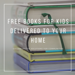 free books for kids delievered to your h