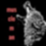 muscleman wolf logo