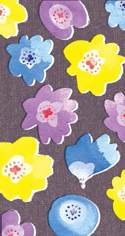 Pattern Design : Blooms