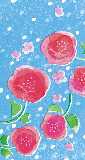 Pattern Design : Roses