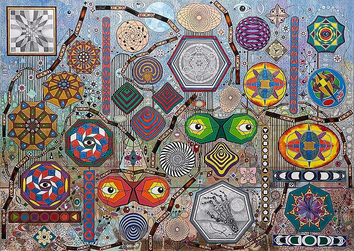Garden of Geometric Insights - Mar-May 2