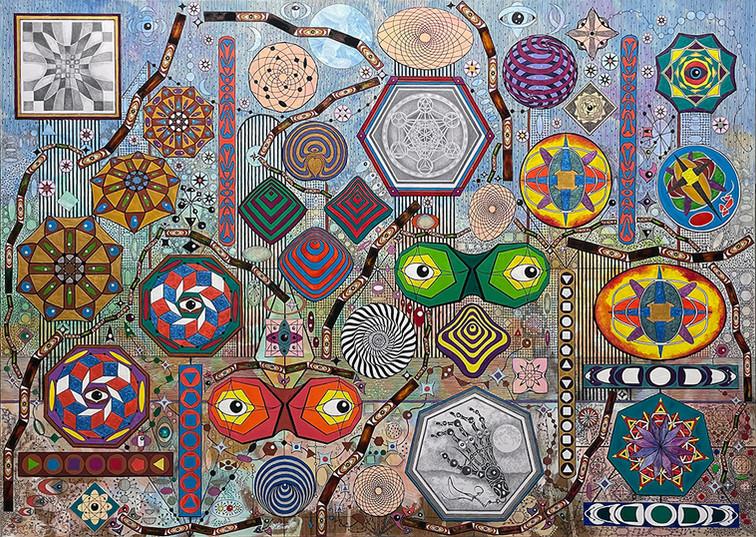 Garden of Geometric Insights