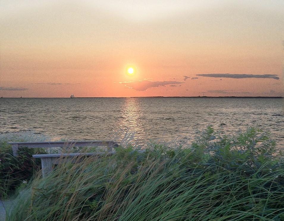 Cape Sunset III