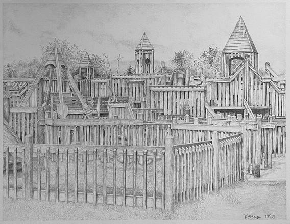 Schoolyard Playground