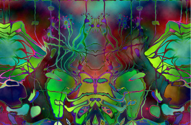 Digital Dreamscape #1 - Variation #9