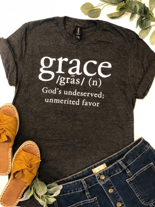 Grace Definition T-Shirt