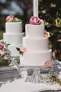 cake setting