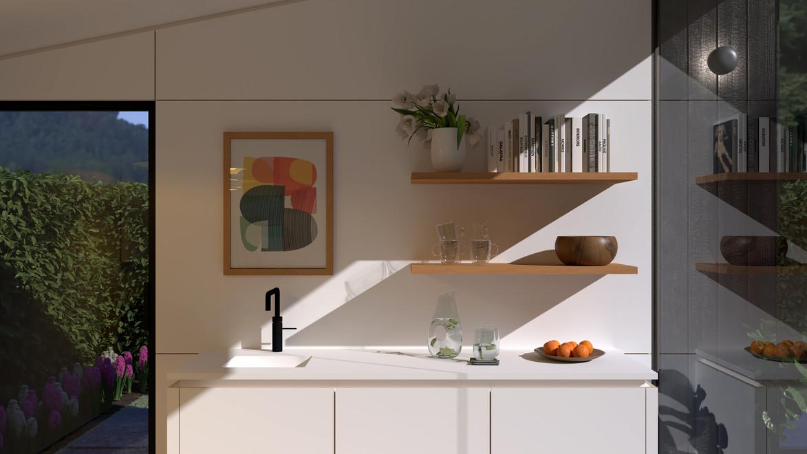 Refined interior options