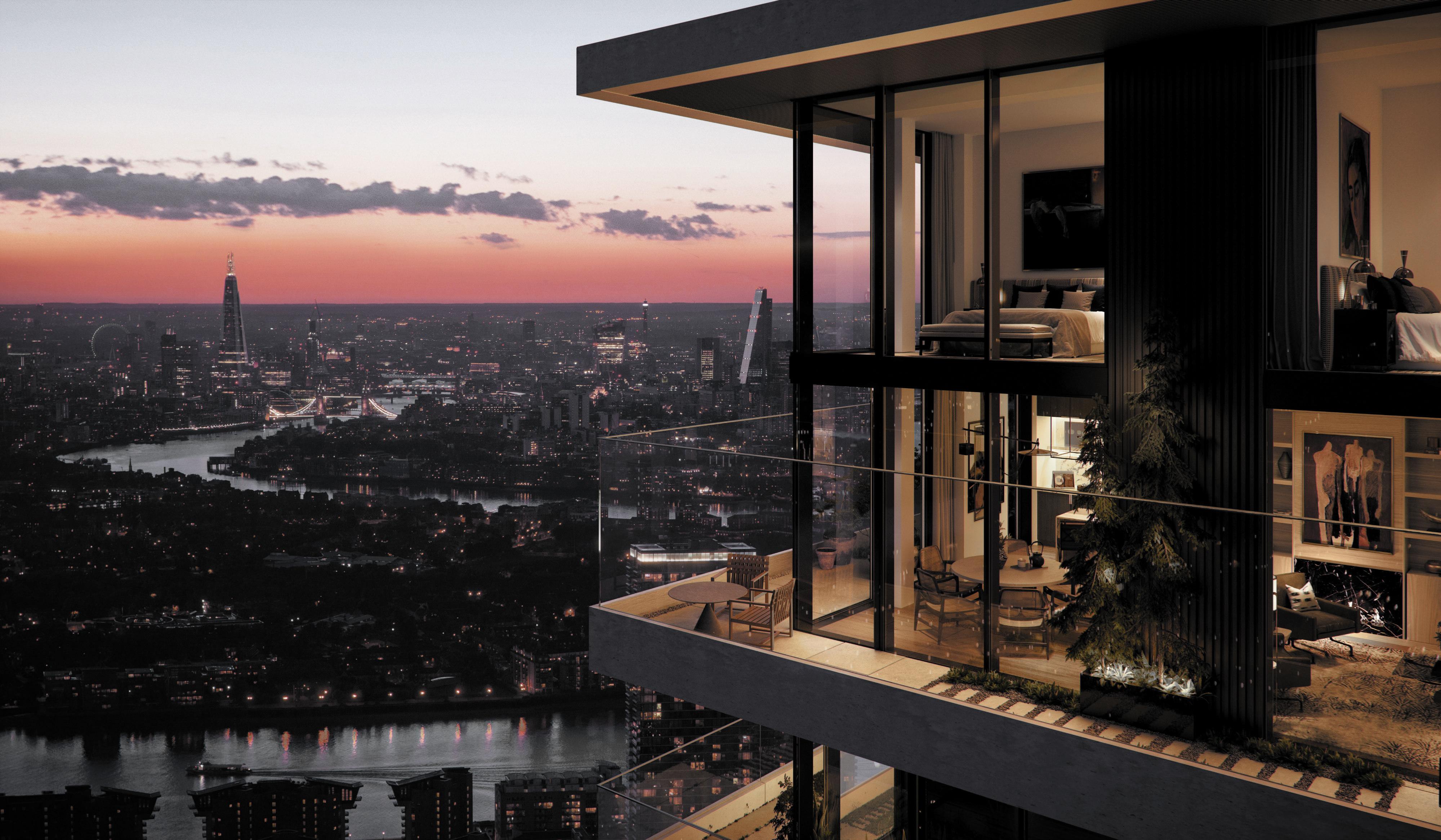 Wardian Penthouse