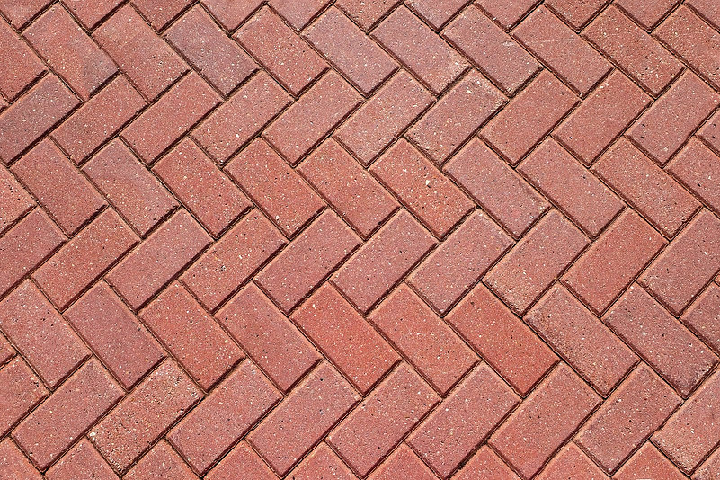 abstract-background-from-paving-red-tile