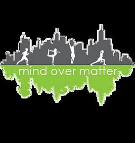 Mind Over Matter Logo Transparent Backgr
