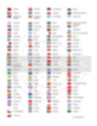 TGM Global - Member Countries - 09.2019-