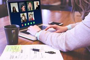 MaxPixel.net-Skype-Video-Conference-Webi