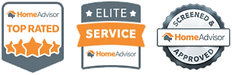 Home Advisor Elite Service Provider Top