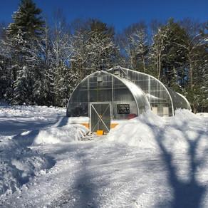 Netzero Farming in Below Freezing Weather