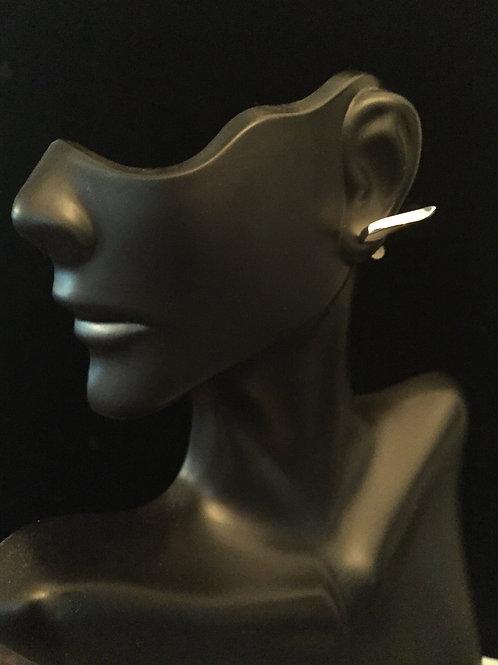 Little Big Horn Sterling Silver Earrings