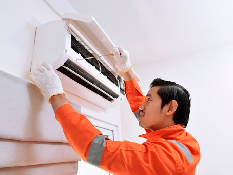 Spring AC Tune-up You Can Do Yourself