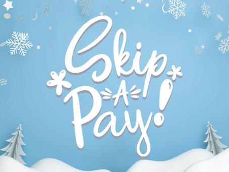 2021 Holiday Skip-A-Pay