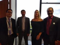 Reunião no Gabinete da Joice Hasselmann sobre Audiência Pública de Resíduos Sólidos