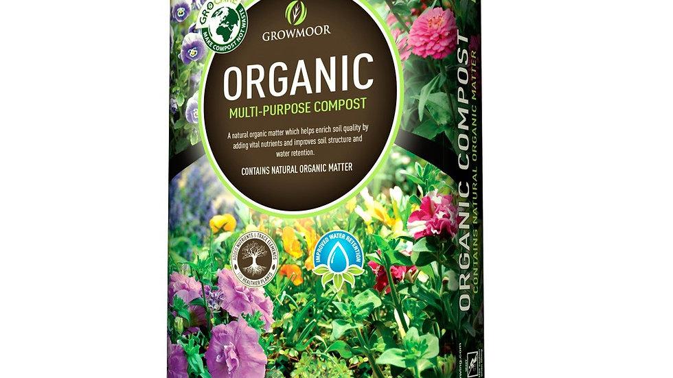 Growmoor organic peat free
