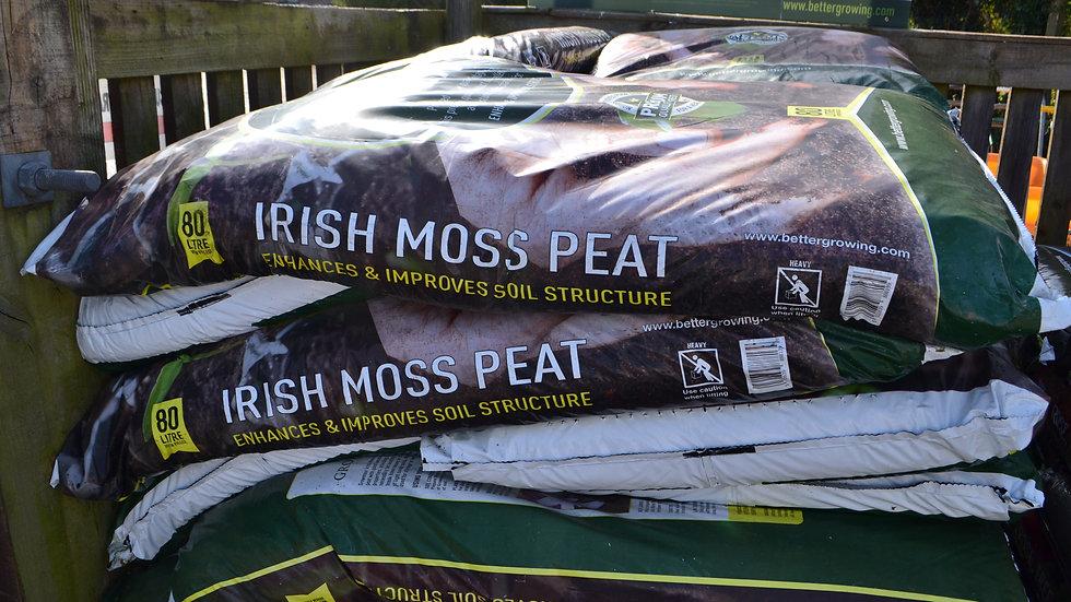 Irish Moss Peat 80L