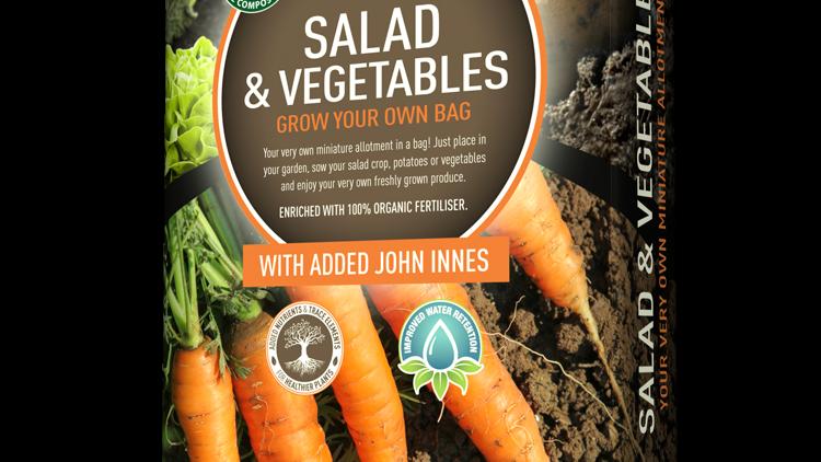 Growmoor salad and veg 60L