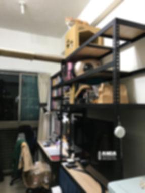 角鋼電視櫃