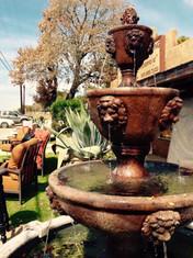 Henri Studio Leonesco Fountain in Toscan