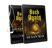 eBook plus Audio book MOCK UP on transpa