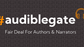 Audiblegate 4: where we're at and where we're going! by Susan May