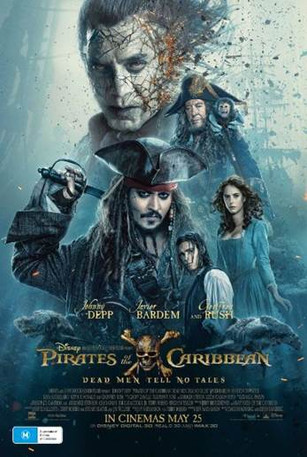 What's on at the movies 25th May 2017?